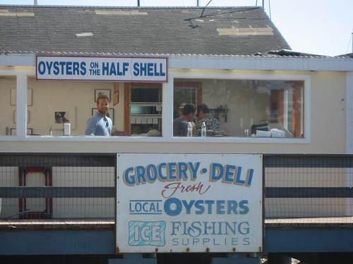 Home of the best oysters EVER