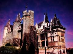 """Het Steen(""""The Stone Castle""""), Antwerp"""