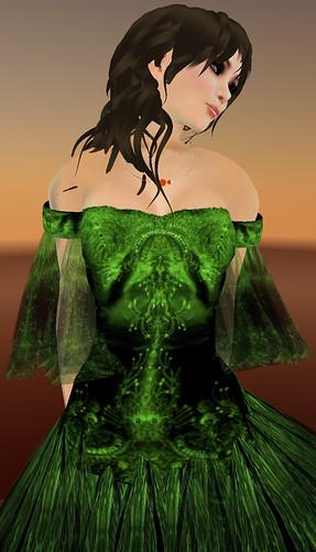 kouse's sanctum celestial empress emerald II