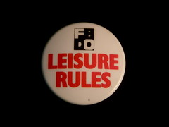 1986 Ferris Bueller's Day Off Pin