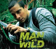 man vs. wild - bear grylls