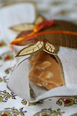 Salty Marcona Almond Toffee 1