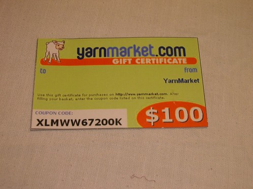 yarn markey gift card