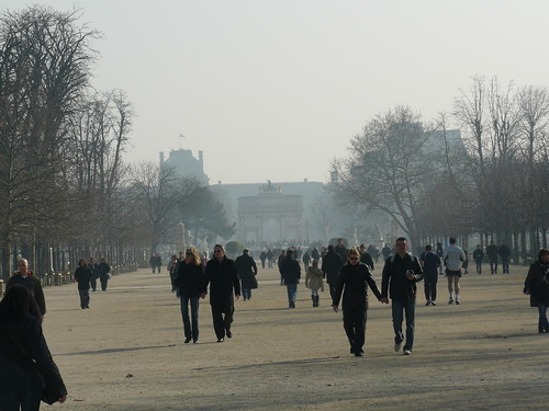 Jardin des Tuileries (by Claudecf)