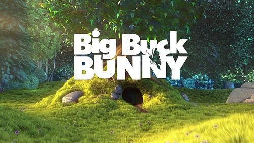 Big Buck Bunny Title
