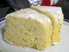 bolo limão