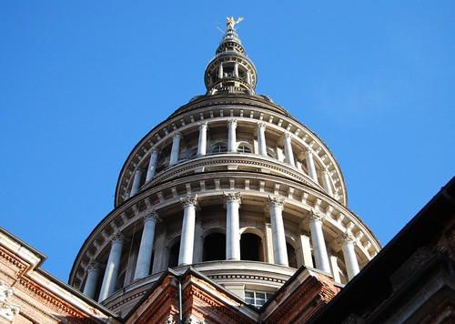 la Cupola di San Gaudenzio in una famosa immagine della fede.com