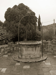 Well - Bagno Vignone, Tuscany