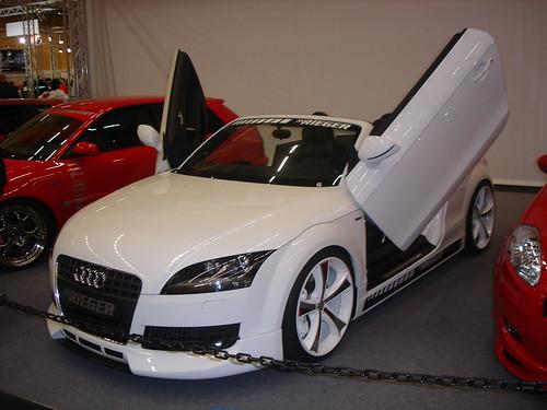 Audi TT Rieger Tuning