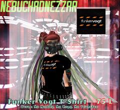 NDN - Funker Vogt T-Shirt