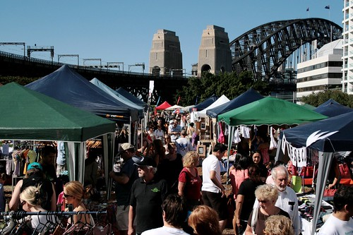 Kirribilli Markets