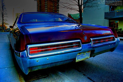 Buick Lesabre HDR