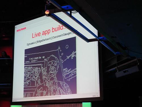 TDC: Conrad Wolfram on live data visualisation