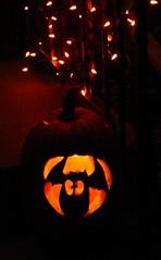 bat pumpkin