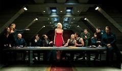 Battlestar Galactica's Last Supper