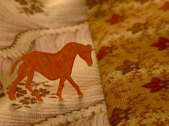 quilting pony