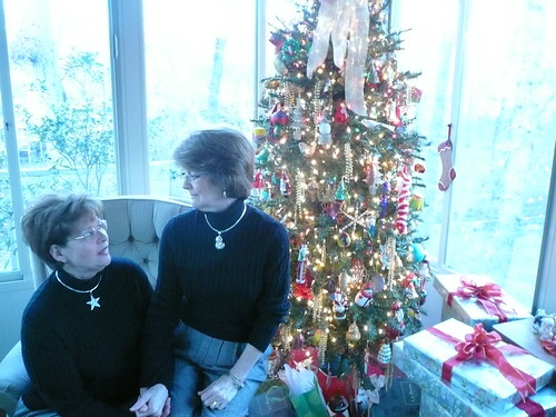 Mom and Aunt Judy