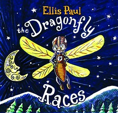 Dragonfly Races (CD cover)