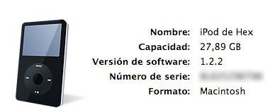 iPod Update 1.2.2