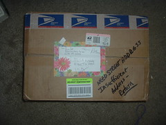Shipping Error