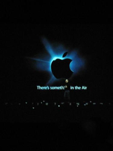Macworld '08: Keynote