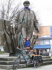Fremont Lenin at Flickr