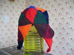 geodesic hat (back)
