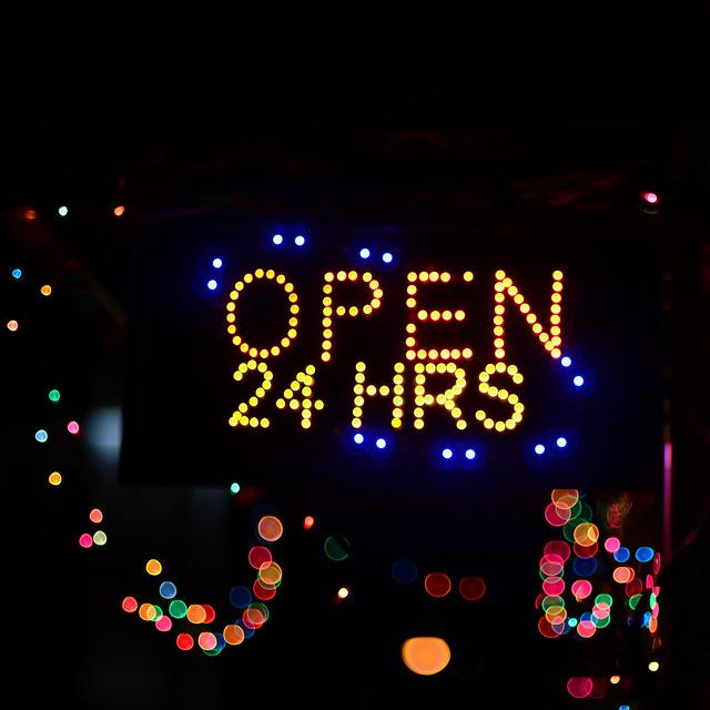 992 Open 24 Hours