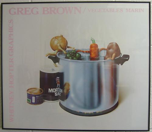 200703 - Clint's work - wall art - kitchen - Vegetables Marin - hottub - 112-1231 - 20070302