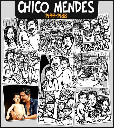 Chico Mendes.