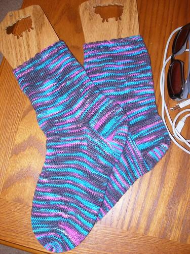 Space Dog Socks