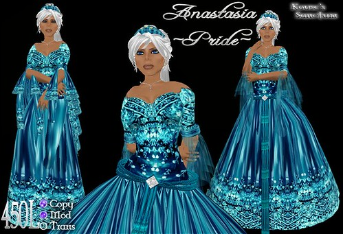 Anastasia - Pride - Ocean - Ad 2