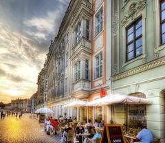 Dresden cafe