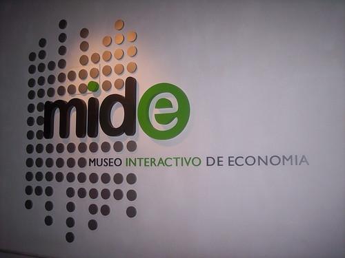 Museo Interactivo de Economía - Logo
