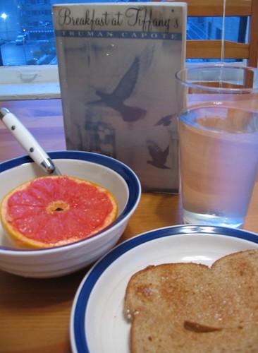 Breakfast with Tiffany's