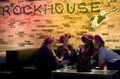 Red Hats Rock the House