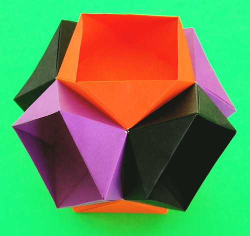 Cube With Square-Like Things