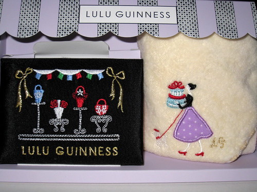 Lulu Guinness Mirror Set