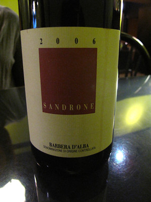 Fancy Wine April