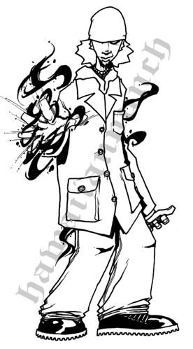 Resin Sketch