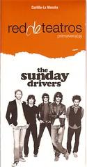 The Sunday Drivers (folleto)