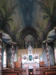 The Painted Church of Captain Cook, Hawaii
