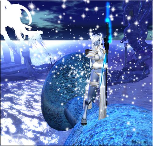 Blue Fantasy 4