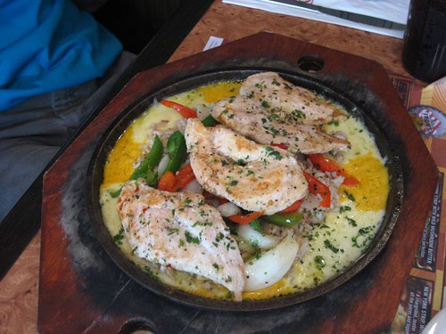 Sizzling Sauteed Chicken