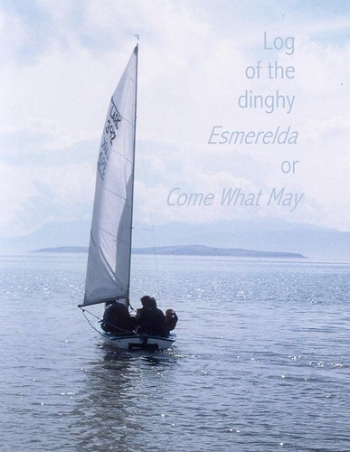lark sailing dinghy log inchmarnock soundofbute scotland hsc comewhatmay