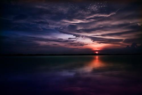 Sunset in JB