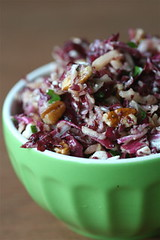Radicchio, Apple, and Pecan Slaw 2