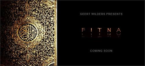 Geert Wilders, Fitna
