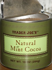 Trader Joe's Natural Mint Cocoa
