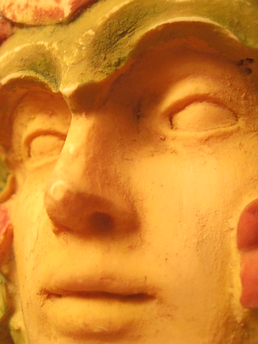 Sculpted Face